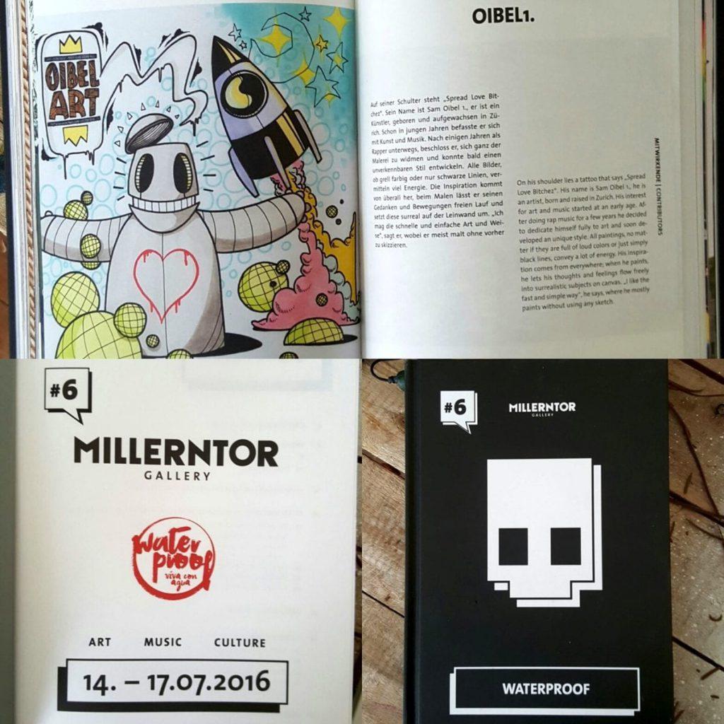 MTG Buch Oibel