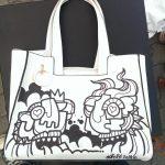 Oibel White Bag