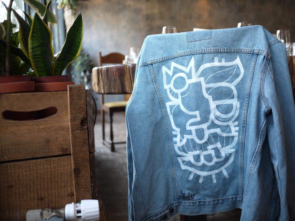 Custom Jeans Jacket Fes