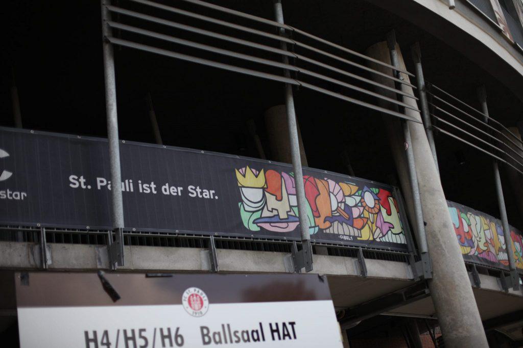 Oibel Art Millerntor FC St. Pauli